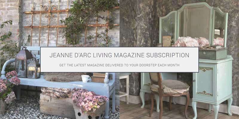 Jeanne d'Arc Living Magazine Subscription