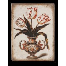 Sid Dickens Memory Block T337: Tulips