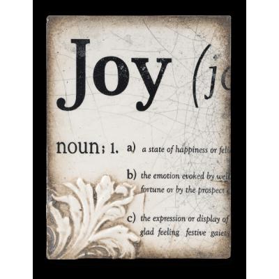 Sid Dickens Memory Block T350: Joy