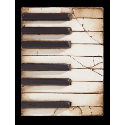 Sid Dickens Memory Block T45: Piano Keys