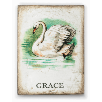 Sid Dickens Memory Block SB01: Graceful Swan