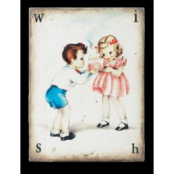 Sid Dickens Memory Block SB04: Wish