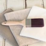 63mm Synthetic Bristle Paint Brush