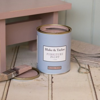 Blush Pink Vintage Furniture Paint (1L)