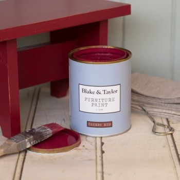 Cherry Red Vintage Furniture Paint (1L)