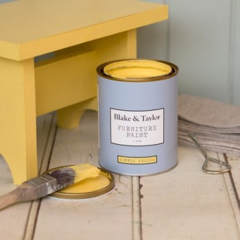 Simply Yellow Vintage Furniture Paint (1L)