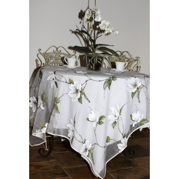 Organza Tablecloth (Magnolia)