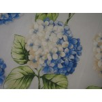 Organza Tablecloth (Blue Hydrangea)