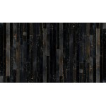 Black Wooden Look Wallpaper