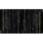 Black Wooden Look Wallpaper