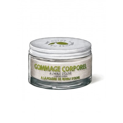 Une Olive en Provence Body Scrub (200ml)
