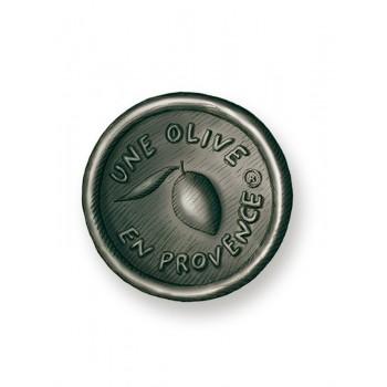 Une Olive en Provence Black Soap (150g)
