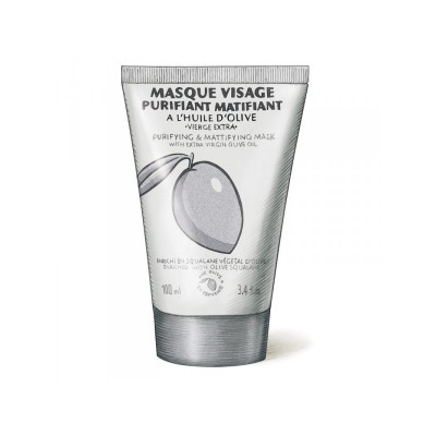 Une Olive en Provence Purifying and Mattifying Mask (100ml)
