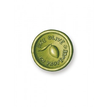 Une Olive en Provence Mini Green Soap (25g)