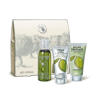 Une Olive en Provence Travel Set