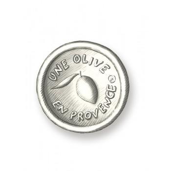 Une Olive en Provence White Soap (150g)