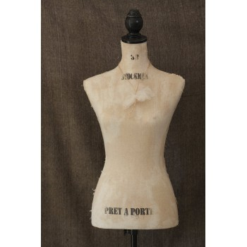 Vintage Inspired Antique Mannequin