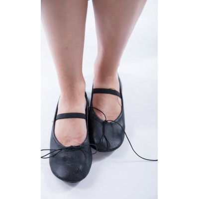 Magnolia Pearl All Leather Mazzy Ballet Shoes