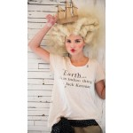 Magnolia Pearl Cotton J Kerouac T-shirt
