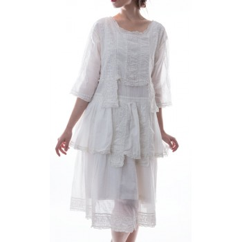 Magnolia Pearl European Cotton Cecilia Dress