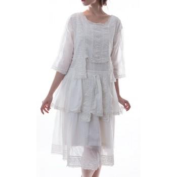 Magnolia Pearl European Cotton Cecilia Dress