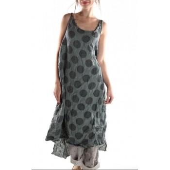 Magnolia Pearl European Linen Layla Tank Dress