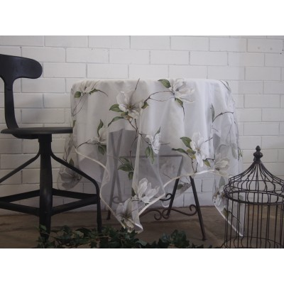 Magnolia Tablecloth Large