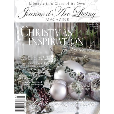 Christmas Inspiration by Jeanne d'Arc Living (November 2014)