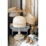 Winter Homes with plenty of Brocante by Jeanne d'Arc Living (February 2013)