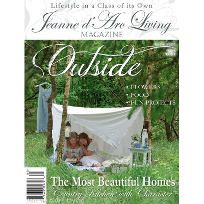 Outside by Jeanne d'Arc Living (May 2013)