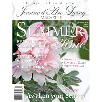 Bedroom Theme by Jeanne d'Arc Living (June 2013)