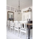Dining Rooms by Jeanne d'Arc Living (August 2013)