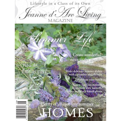 Summer Life by Jeanne d'Arc Living (August 2014)