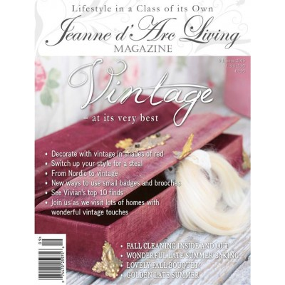 Vintage by Jeanne d'Arc Living (September 2015)