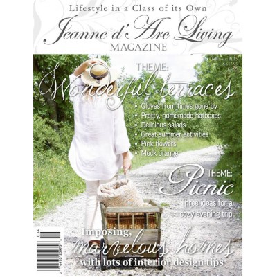 Wonderful Terraces by Jeanne d'Arc Living (June 2015)