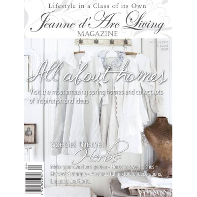 All about homes by Jeanne d'Arc Living (April 2015)