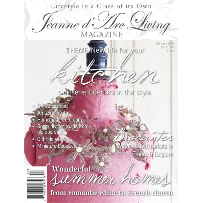 New life for your kitchen by Jeanne d'Arc Living (July 2015)