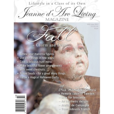 Fall by Jeanne d'Arc Living (October 2015)