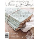 Vintage Atmosphere by Jeanne d'Arc Living (April 2016)