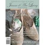 Peaceful Christmas by Jeanne d'Arc Living (December 2016)
