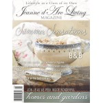 Summer Sensations by Jeanne d'Arc Living (May 2016)