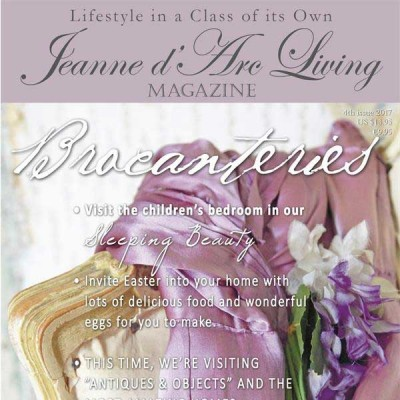 Brocanteries by Jeanne d'Arc Living (April 2017)