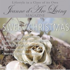 Sweet Christmas by Jeanne d'Arc Living (December 2017)