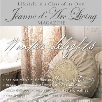 Winter Delights by Jeanne d'Arc Living (February 2017)