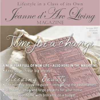 Time for Change by Jeanne d'Arc Living (January 2017)