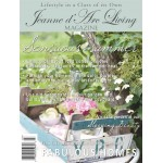 Sensuous Summer by Jeanne d'Arc Living (July 2017)