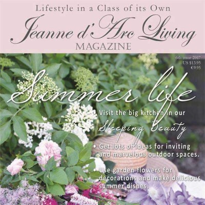 Summer Life by Jeanne d'Arc Living (June 2017)