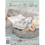 Feelings of spring by Jeanne d'Arc Living (March 2017)