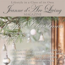 Joyful Christmas by Jeanne d'Arc Living (November 2017)