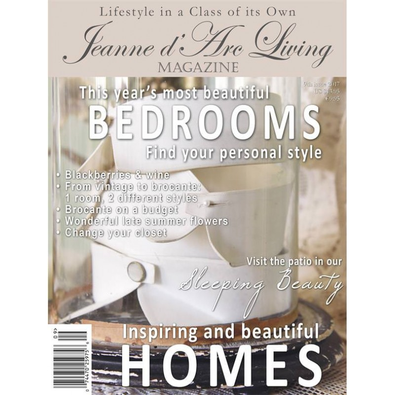 Beautiful Homes Magazine inspiring and beautiful homesjeanne d'arc living (september
